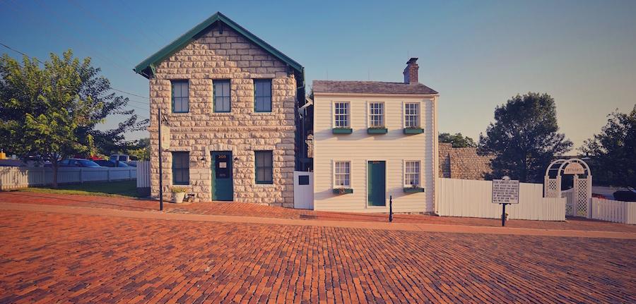 Mark Twain House Hannibal