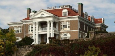Rockcliffe Mansion Tours in Hannibal