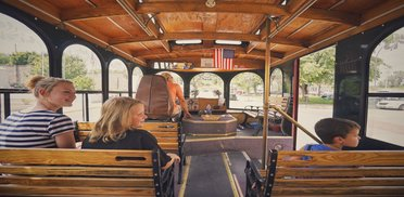 Hannibal Missouri Sightseeing Trolley Tour