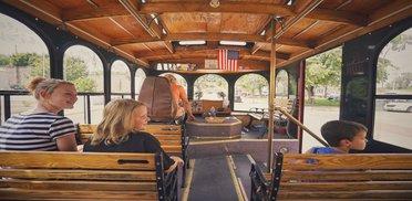 Hannibal Missouri Sightseeing Trolley Tour