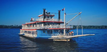 Mark Twain Riverboat Sightseeing Tour