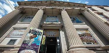 Hannibal MO theater