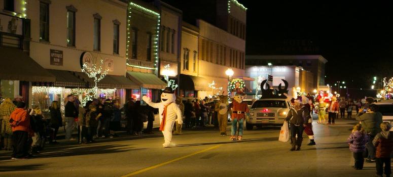 Lhannibal Parade Christmas 2020 Hannibal Jaycees' Christmas parade – Visit Hannibal