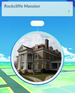 Keep up your Pokemon journey at Rockcliffe Mansion!